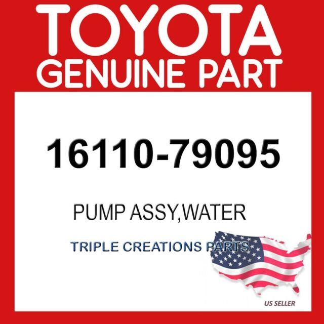 Toyota 16110-79095 Engine Water Pump