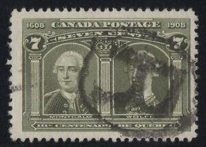 MOTON114-100-Tercentenary-7c-Canada-used