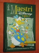 MAESTRI DISNEY- SERIE ORO-  cartonato- SPECIALE LUCIANO BOTTARO-edizioni disney