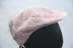 KANGOL-ROSE-PINK-FURGORA-TATTOO-TRADITIONAL-HAT-FLAT-CAP-MEDIUM-57cm-NEW-NWT