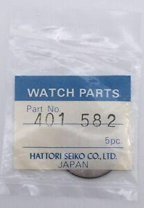 NOS-New-1-PC-Seiko-2706A-401-582-581-Piece-de-Rechange-Original