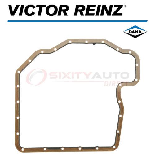 Victor Reinz Oil Pan Gasket for 1994-2003 BMW 540i 4.0L 4.4L V8 Engine ac