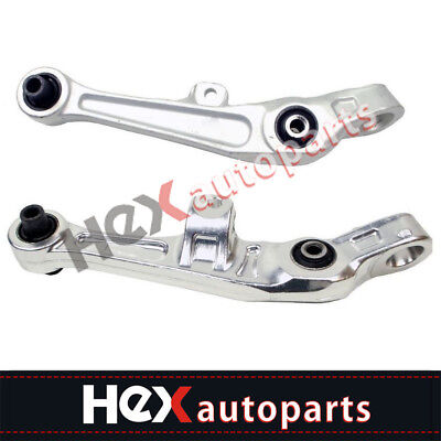 A-Premium Suspension Control Arm Assembly Compatible with Infiniti G35 Nissan 350Z 2003-2004 Front Lower Forward Right