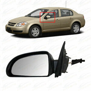 Power Driver Left Side Mirror For 2000-2005 Chevrolet GMC Oldsmobile Heated