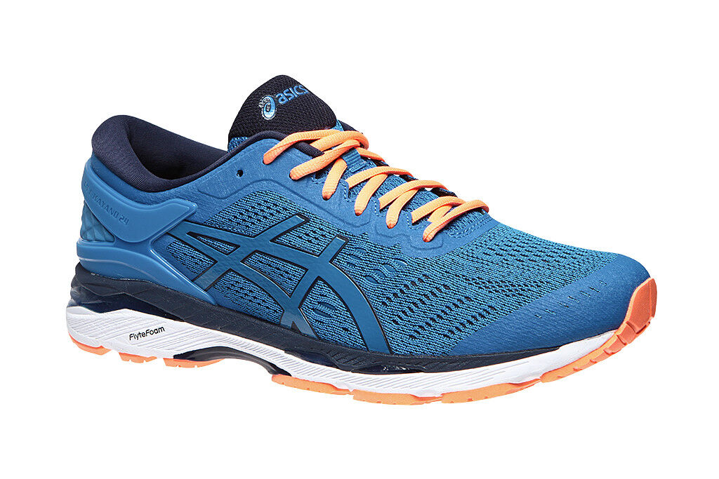 Asics Running shoes GEL Kayano 24 Sneakers bluee   the newest