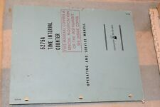 HEWLETT-PACKARD 5275A TIME INTERVAL COUNTER OPERATION SERVICE MANUAL