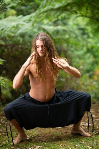 Shantaraam Yoga Ali Baba Shorts Men Shorts Pants Goa Thin Fabric Stylish
