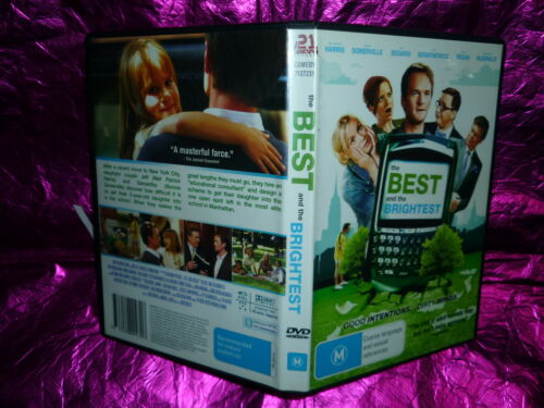 1 of 1 - THE BEST AND THE BRIGHTEST (EX RENTAL) : (DVD, M)