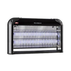 Désinsectiseur électrique 38W Lumière UV 150m² Tue mouche Destructeur moustiques