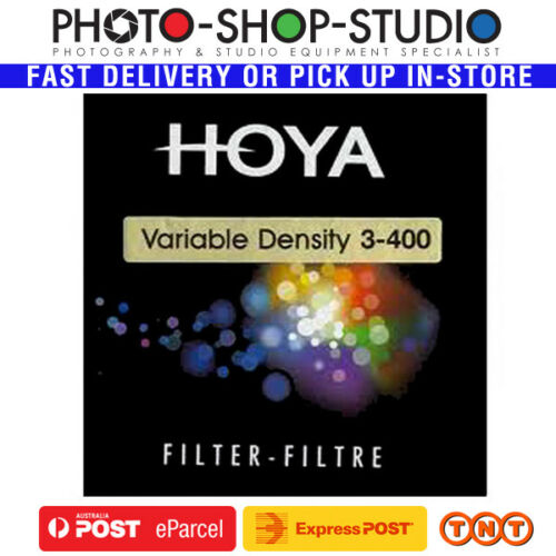 Hoya 58mm Variable Neutral Density ND3400 Filter #C494058 AU STOCK