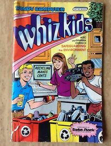 Whiz-Kids-Comic-Book-Radio-Shack-Giveaway-1986
