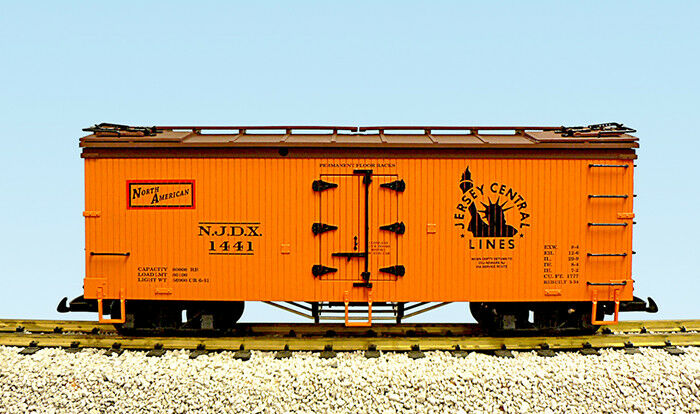 USA Trains G Scale 16024 Central New Jersey CHOICE OF RD   NEW RELEASE