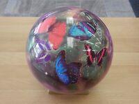 12 Brunswick Butterflies Viz-a-ball Bowling Ball