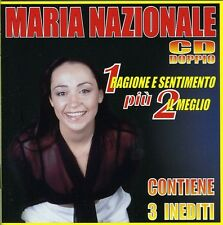 Maria Nazionale - Ragione E Sentimento / Il Meglio [New CD]