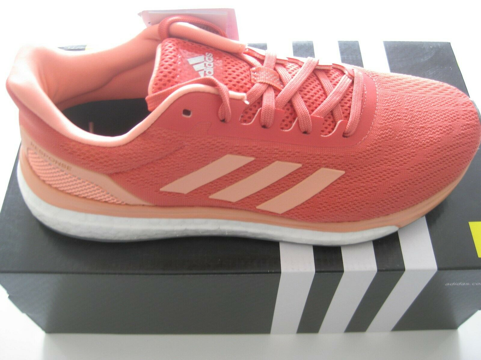 c4c5130757 ADIDAS Laufschuhe Schuhe Responce W DB0882 Gr. 40 2 3 coral rot +++ NEU  nppsek4554-Damen