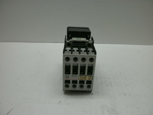 GE RL4RD031T Relay 24v control