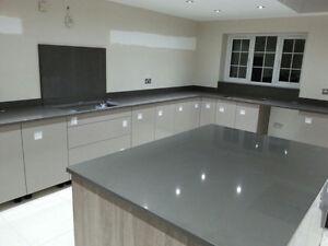White Galaxy - Quartz Worktops - Kitchen Worktops - Other Colours ...