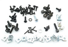 COMPLETE SCREW SET FAIRING BOLTS YAMAHA NEOS NEO's 50 SCREWS + CLIPS SPRING NUTS