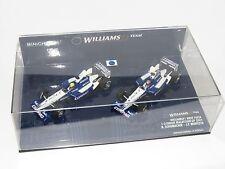 Williams BMW FW24  Malaysian GP Limited Set  R.Schumacher & J.Montoya 1st & 2nd