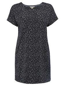 NEW-EX-WHITE-STUFF-UK-10-12-14-20-TOSIN-INK-BLUE-KNITTED-JERSEY-TUNIC-TOP