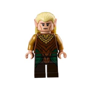 Lego Legolas Greenleaf 79001 79017 30215 The Hobbit Minifigure