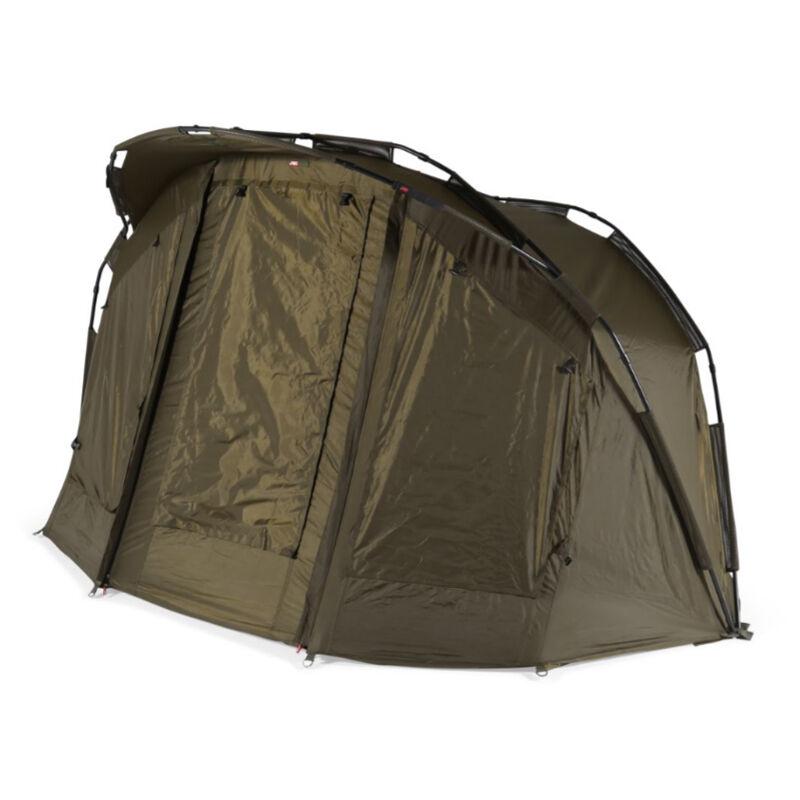 JRC Defender Peak Bivvy 2 Man Fishing Shelter NEW - 1441604