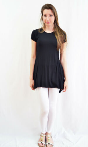 """Womens Ladies /""""Trapeze/"""" 3 Panel Summer Top"""
