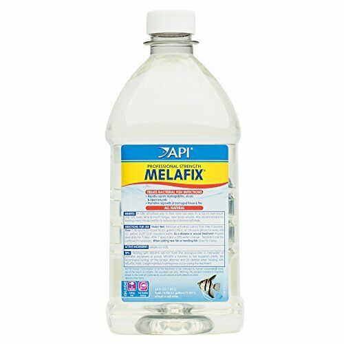 API MELAFIX Freshwater Fish Bacterial Infection Remedy 64Ounce Bottle
