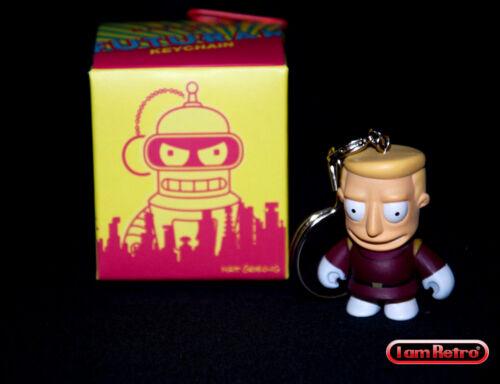 Additional Keychains Ship Free!! Futurama Keychain Zapp Kidrobot