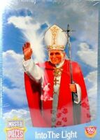 Master Pieces Jigsaw Puzzle 550 Pieces Into The Light Pope Benedict Xvi