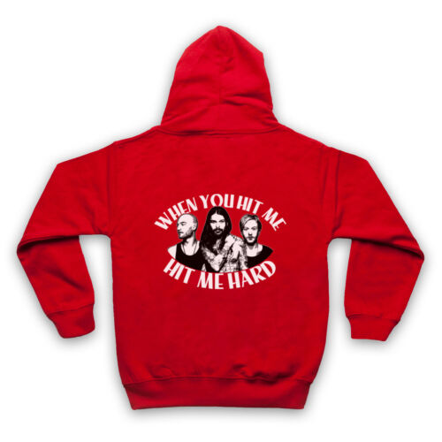 BIFFY CLYRO UNOFFICIAL MANY OF HORROR COLLIDE HIT ME ADULTS /& KIDS HOODIE