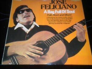 Jose-Feliciano-A-Bag-Full-Of-Soul-Vinyl-Record-LP-Album