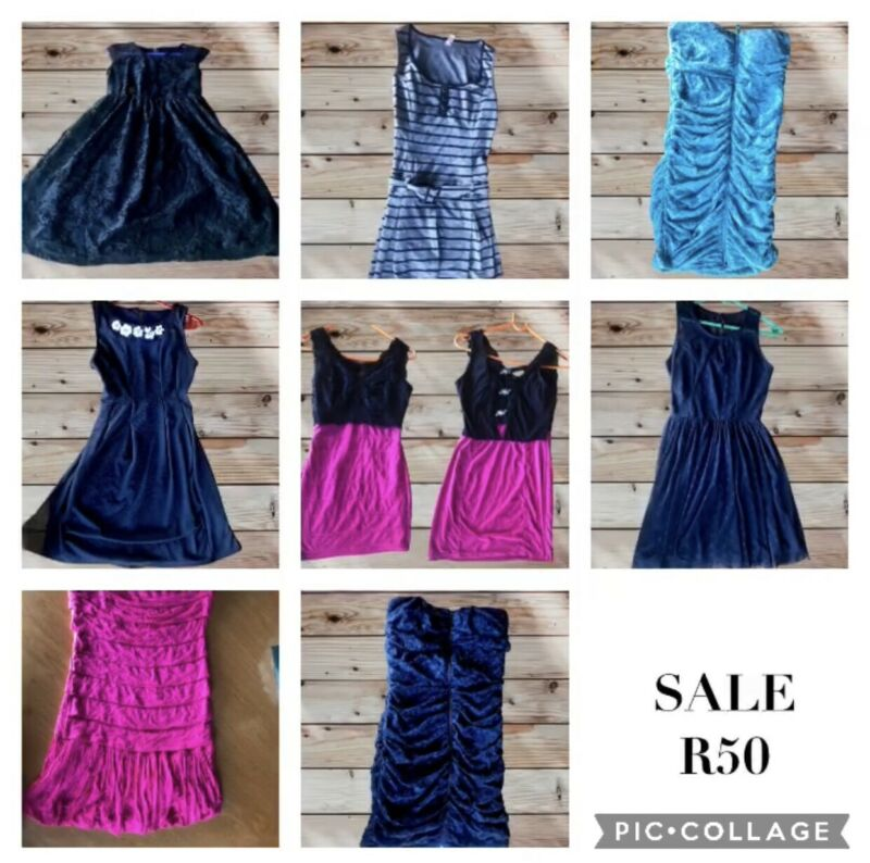 Fabulous dresses ( new and pre loved)