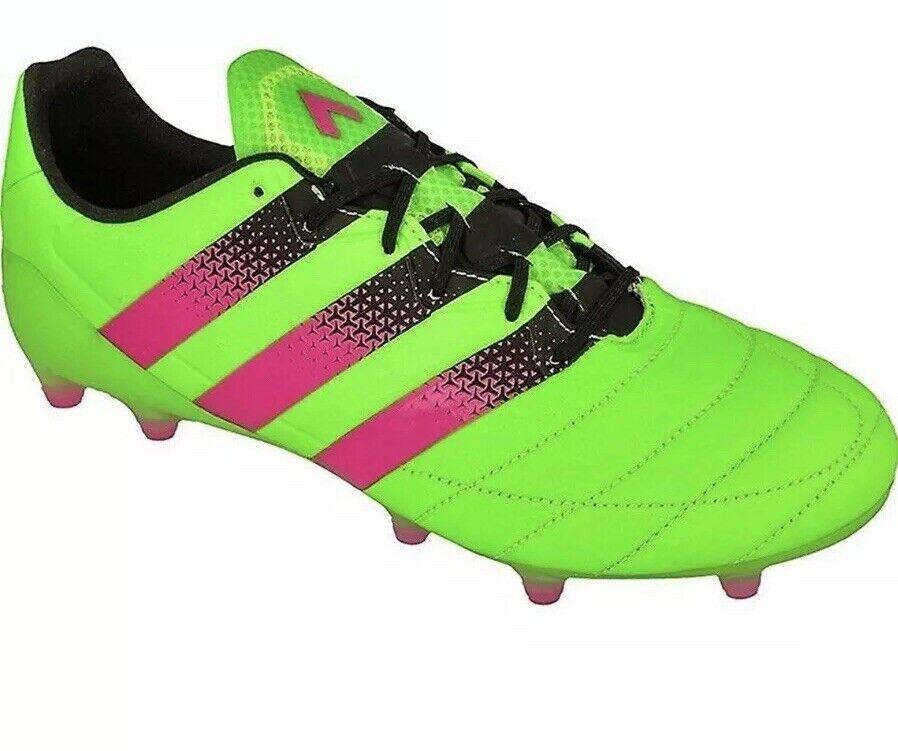 BRS  Adidas ACE 161 fgag M Cuero AF5099 fútbol todo el año Hombres Zapatos 10.5