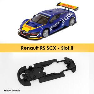Chasis-RENAULT-RS-SCX-SCLEXTRIC-ABS-3D-para-soporte-Slot-it
