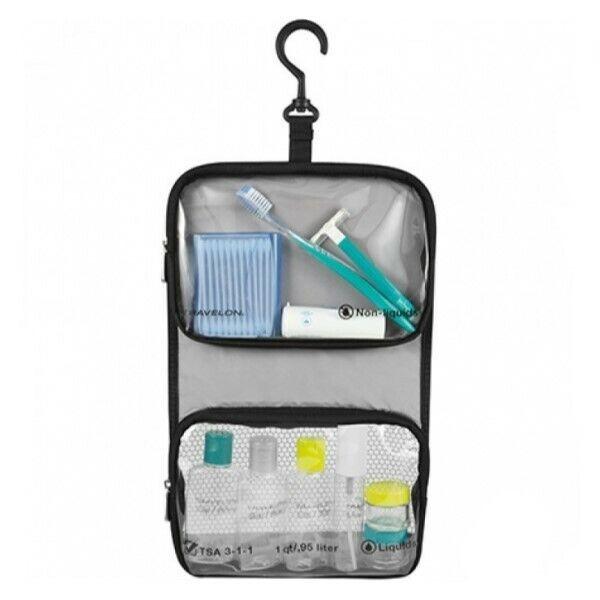 Travelon 1 Quart Zip Top Bag