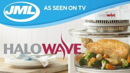 JML V0878 Halowave Halogen Oven - White