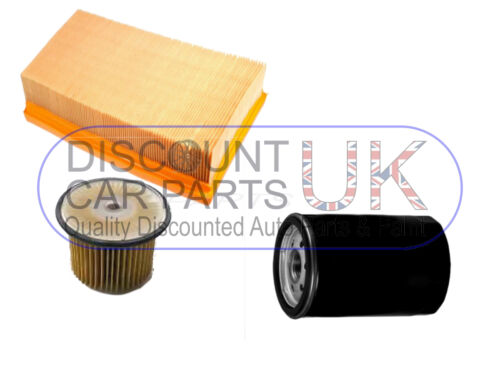 Oil Air Fuel Filter Berlingo 1.8D ZX DIESEL 1991-2001 1.9D Citroen Xsara