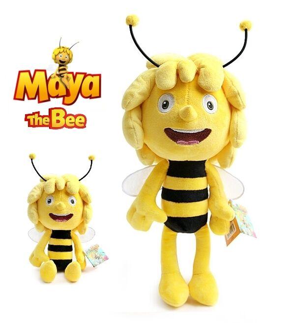 Maya The Bee Plush leksak Doll 35cm Tall