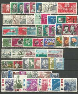DDR-1961-gestempelt-Jahrgang-komplett