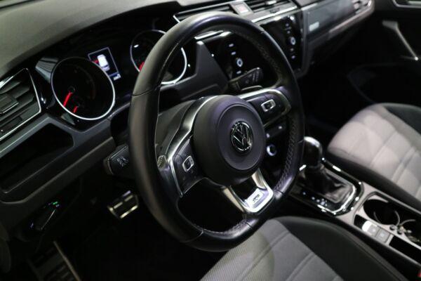 VW Touran 2,0 TDi 150 R-line DSG 7prs - billede 5