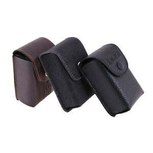 Unisex-Glasses-Box-Folding-Protective-Faux-Leather-Storage-Portable-DD