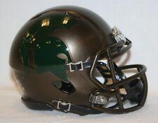 Michigan State Spartans Alternate Bronze Revolution Speed Mini Football Helmet
