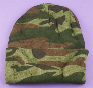 Camouflage-Beanie-Hat-Winter-Warmer-Boys-Stocking-Fillers-Army-Party-Favours
