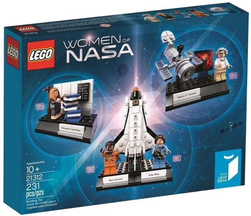 LEGO® IDEAS daSie of NASA 21312 NEW  IN HAND   Free & Fast Shipping