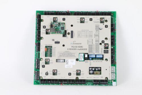M011AA002-01R AMAG Symmetry M2150 8DBC 8 Reader multiNODE Board Door Controller