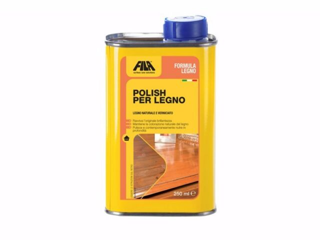 Fila formula legno polish per superfici in legno 250 ml