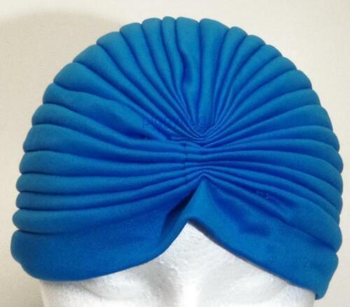 turban hat wrap women ladies many colors stretchy