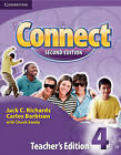 Connect Level 4 Teacher's Edition: Level 4 by Jack C. Richards, Carlos Barbisan (Paperback, 2009)