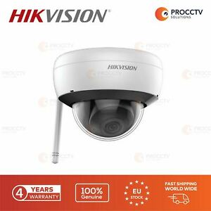 Hikvision Dome Camera DS-2CD2141G1-IDW1 F2.8, 4MP, H.265 Micro SD, PoE, Genuine